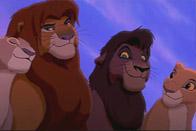 【迪士尼電影版卡通】獅子王2:辛巴的榮耀