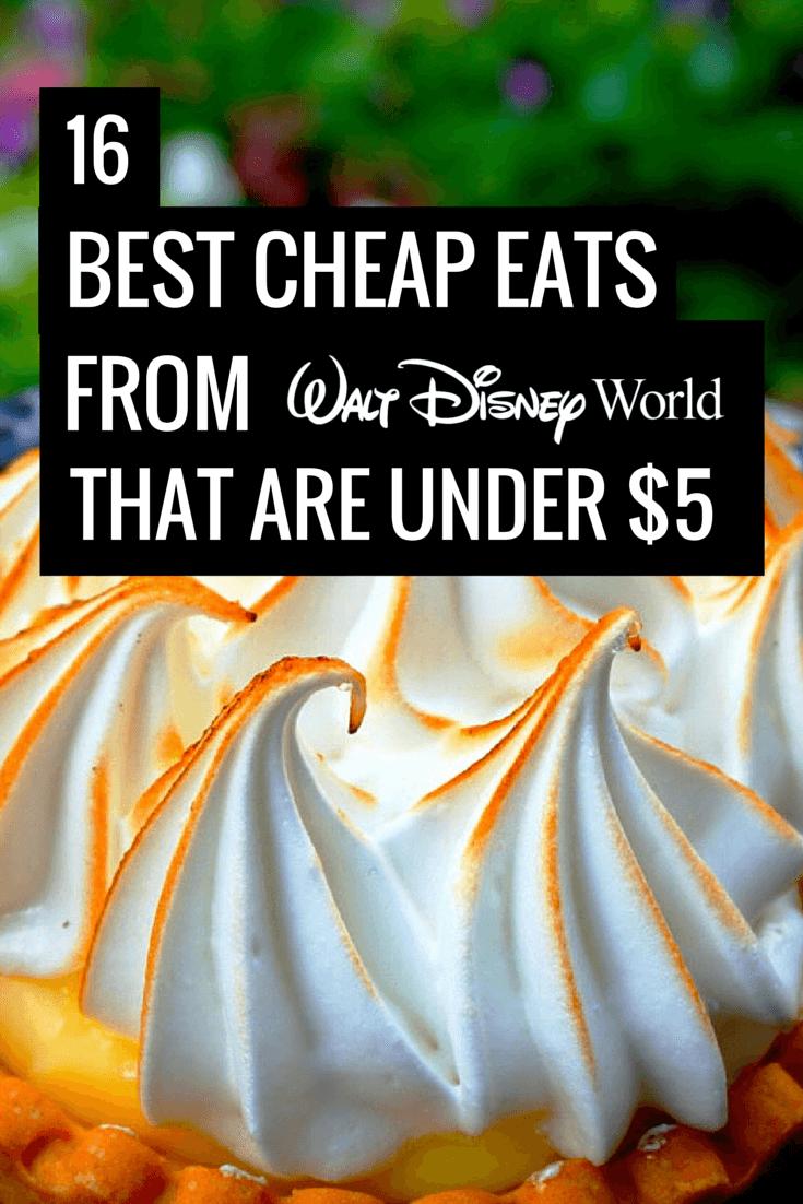 Cheap Eats Under 5