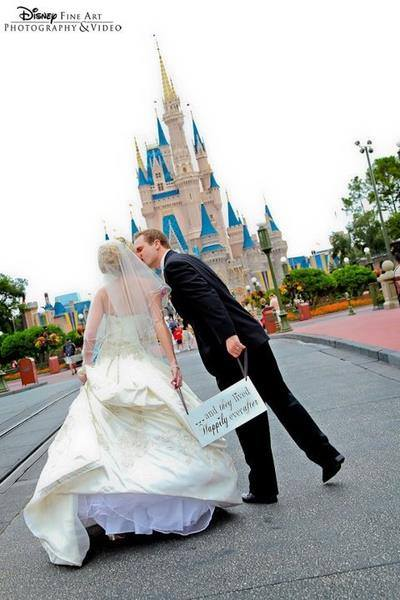 What is a Disney Fairy Tale Wedding?