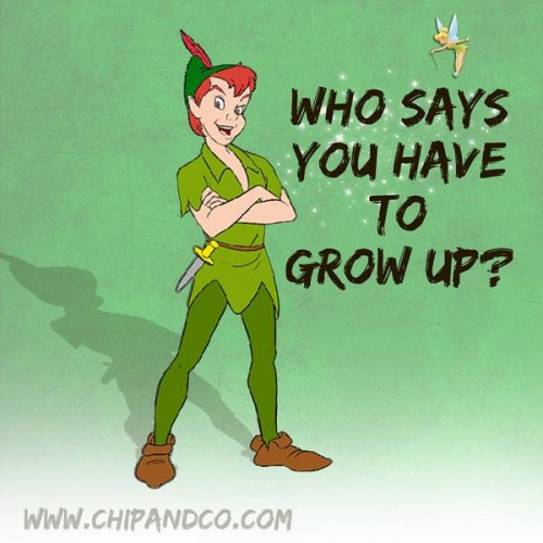Peter Pan Merchandise – Where to find in Disney World?
