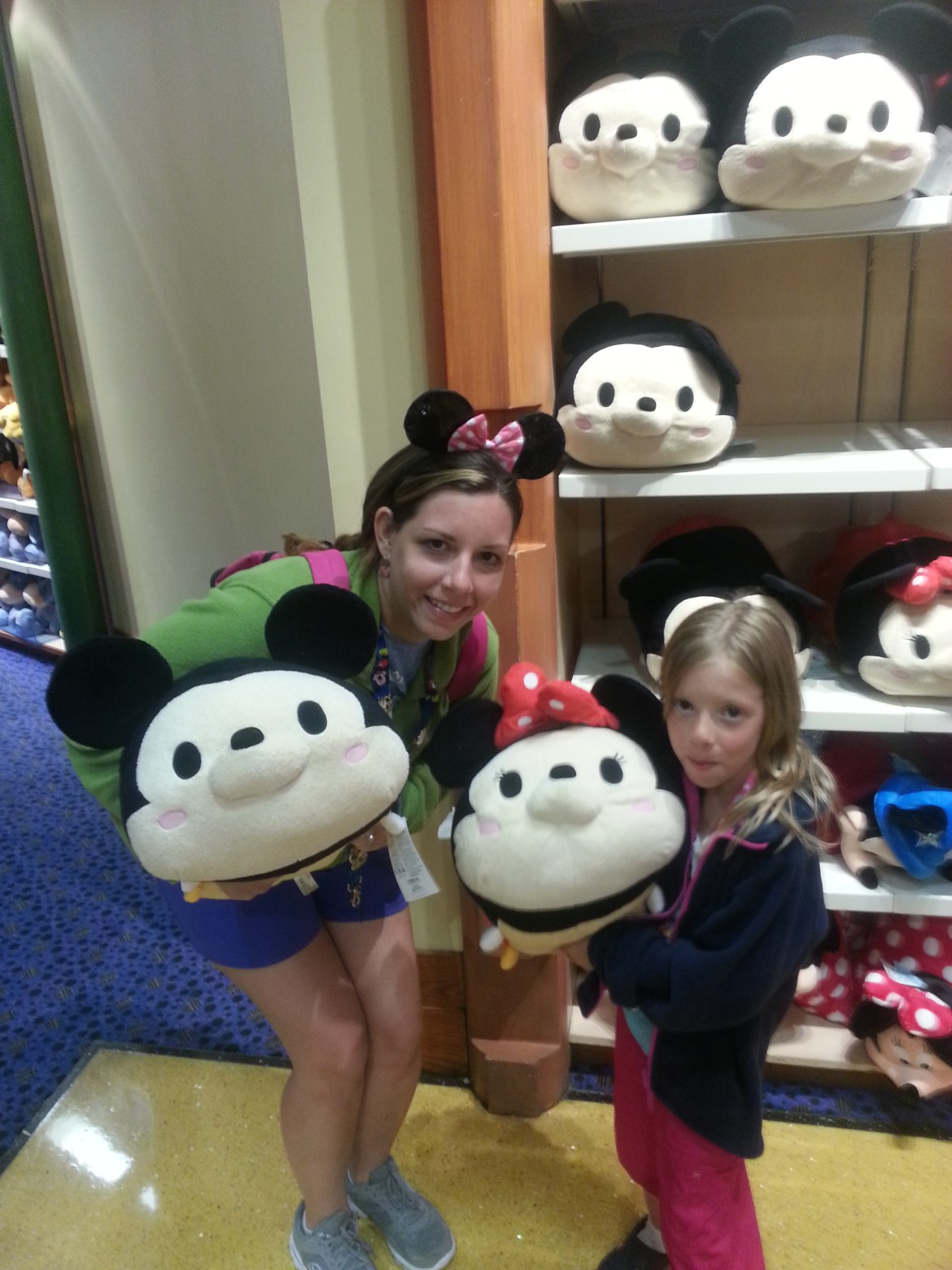 What are Tsum Tsums?