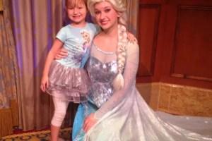 Anna and Elsa FP