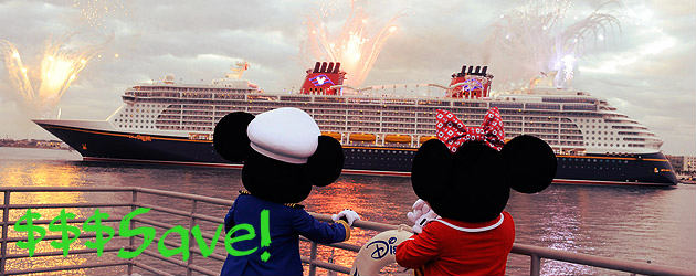 Can I save money on-board a Disney Cruise?