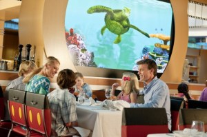 rotational dining disney cruise
