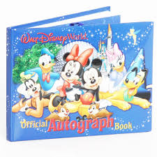Disney Character Autographs – What Will They Sign?