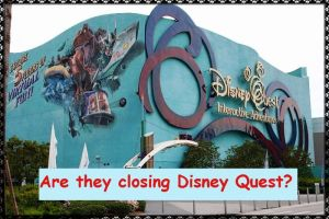 Are They Closing Disney Quest? 8
