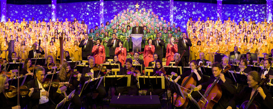 All Narrators for Candlelight Processional Announced