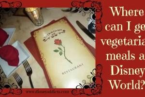 dw veggie meals