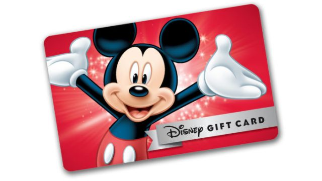Can I Combine Balances on My Disney Gift Cards? 1
