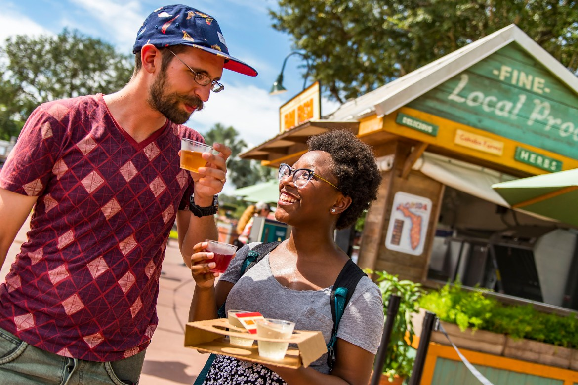 What We Know So Far About the 2016 Epcot Food and Wine Festival
