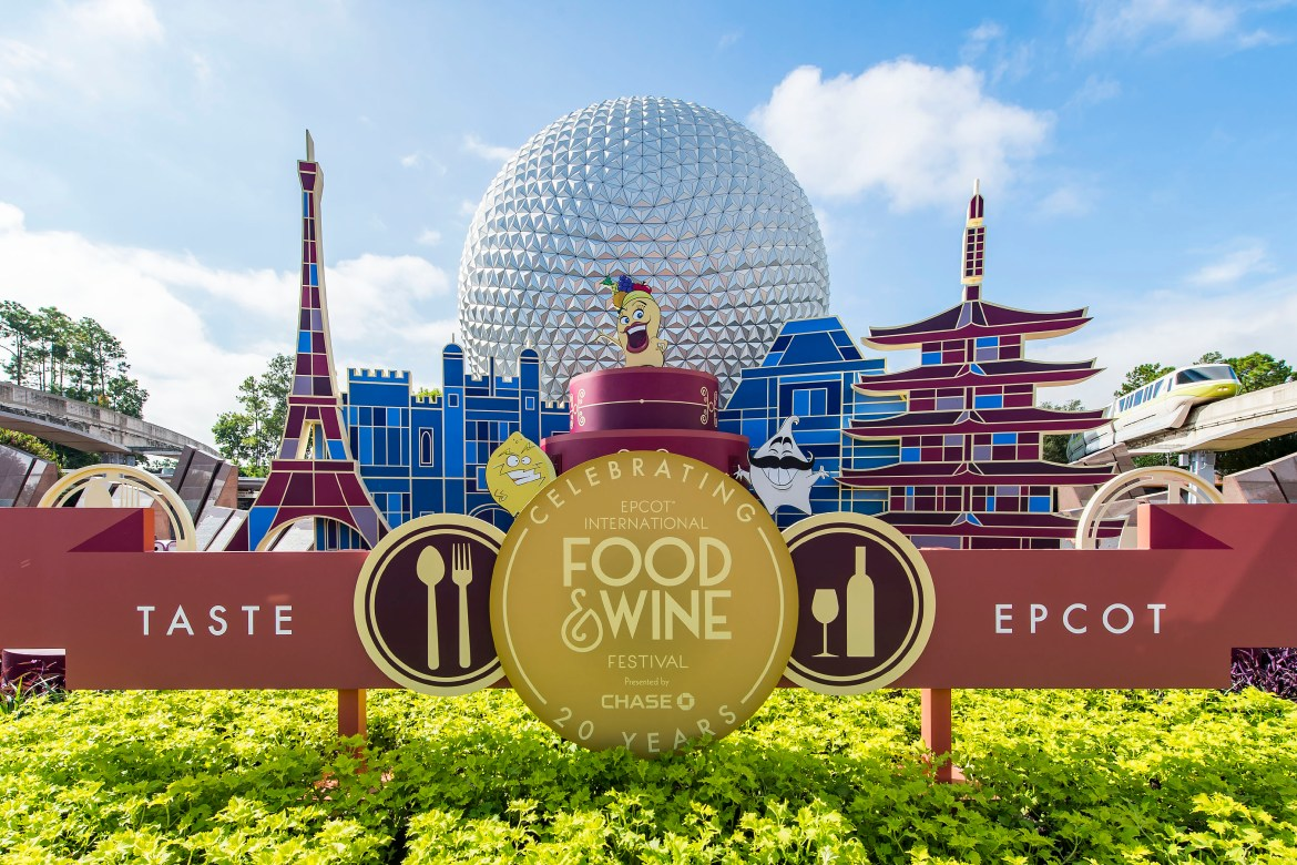 6 Yummy Menu Items for Kids to Try at EPCOT's International Food & Wine Festival
