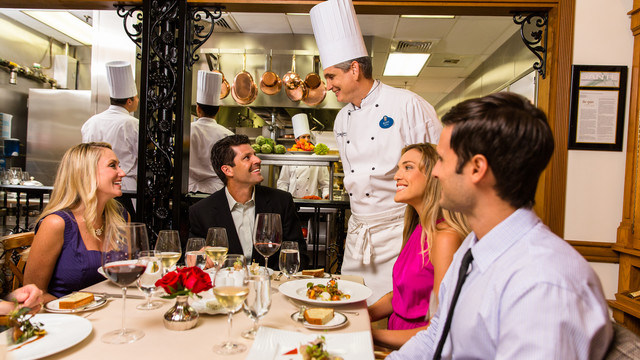 5 of the Most Expensive Restaurants at Walt Disney World