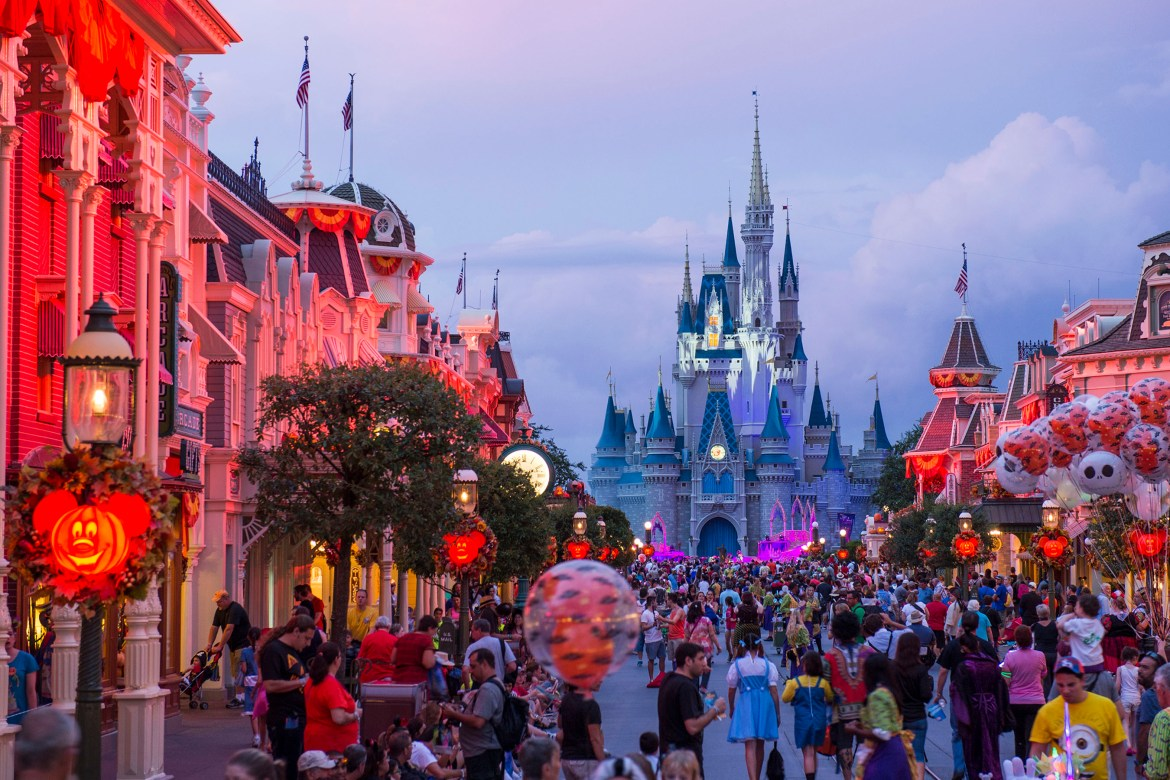 What Restaurants and Rides Remain Open at Mickey's Not-So-Scary Halloween Party?