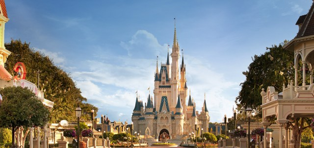Walt Disney World 2016