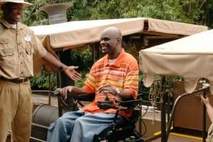 Disney Mobility Access