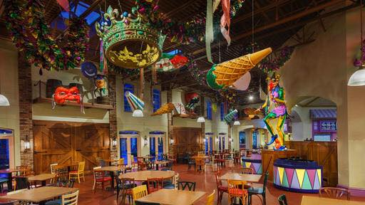 Our Favorite Walt Disney World Moderate Resorts Ranked