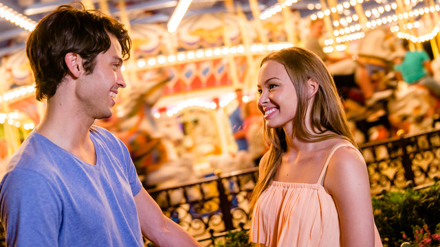 Walt Disney World Romance