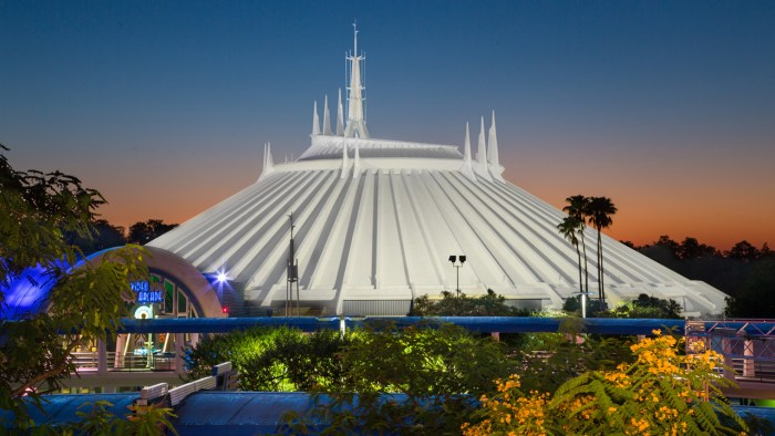 Space Mountain: History of this Fast Tracking Ride to the Future