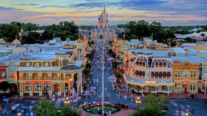 Best Dates to go to Disney World