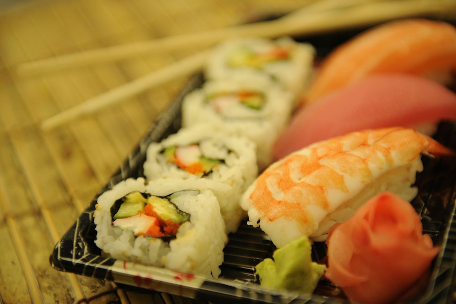 5 Places at Walt Disney World to Satisfy Your Sushi Craving