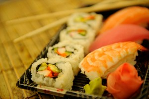 5 Places at Walt Disney World to Satisfy Your Sushi Craving 95