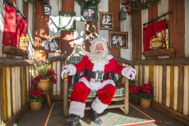 Where Can We See Santa at Disneyland This Year?