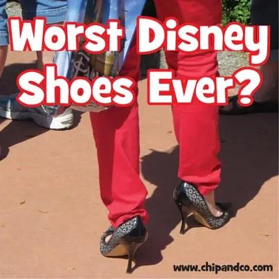 Disney Mistakes