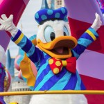 Disney World Donald