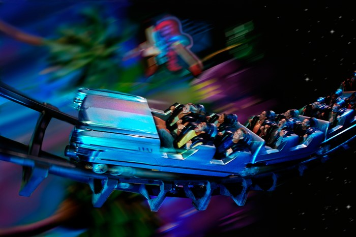 Walk This Way Right Into the History of Rock 'N Roller Coaster