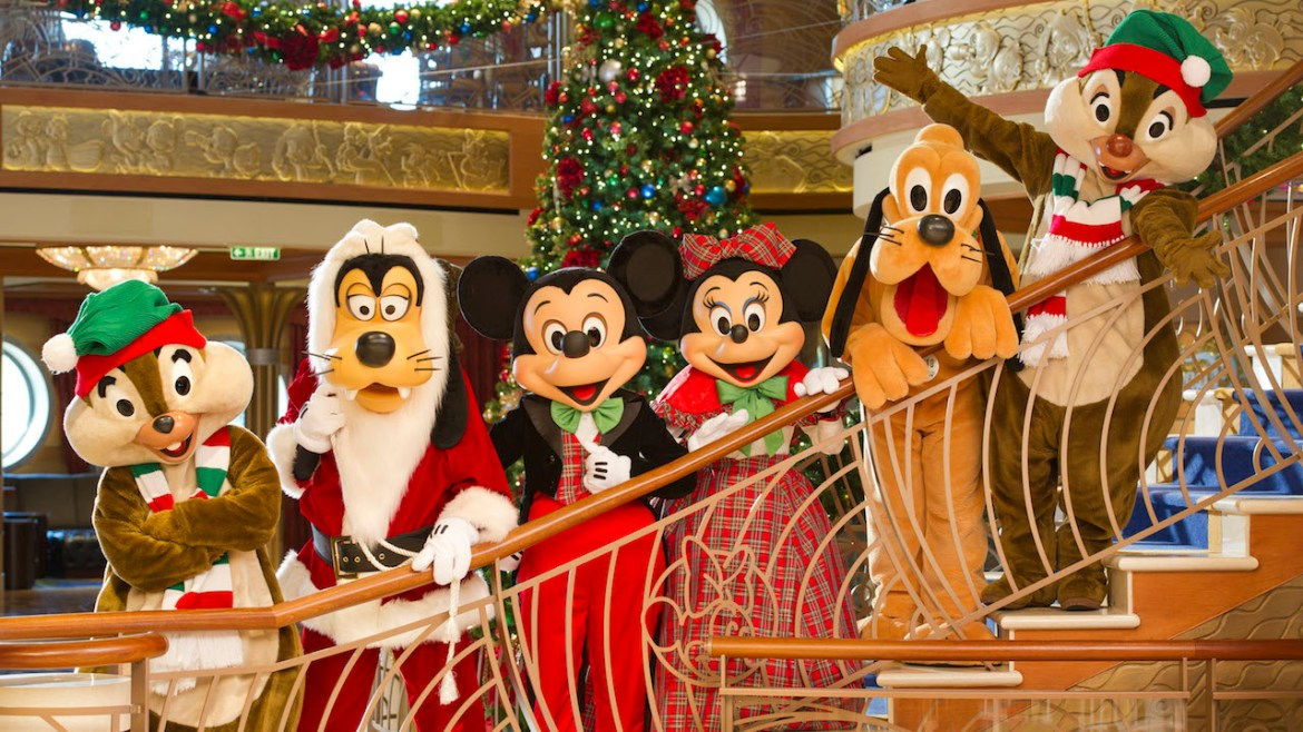 7 Reasons Why You Should Make Your Next Disney Cruise a Very Merrytime Cruise