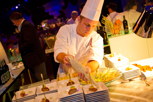 6 Amazing Reasons to Attend Party For the Senses at This Year's Food & Wine Festival