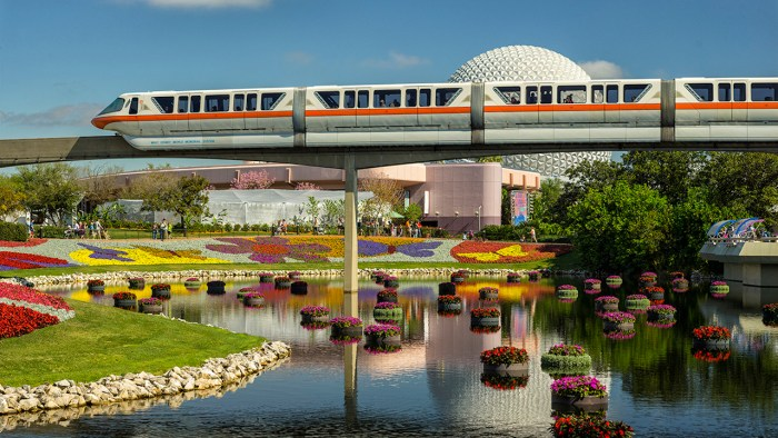 Flower & Garden Festival Garden Rocks Dining Packages: Are they worth it?