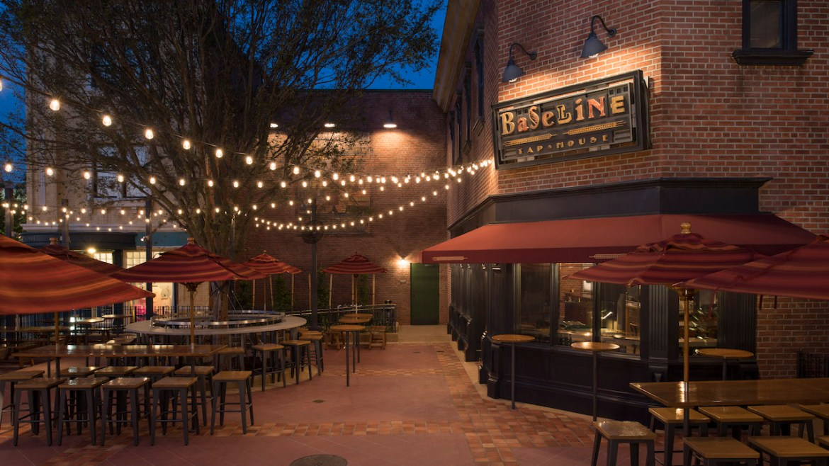5 Reasons Why We're In Love With BaseLine Tap House at Hollywood Studios