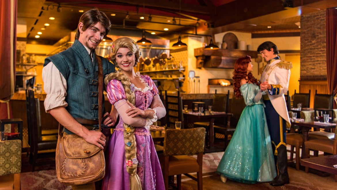 6 Princess-themed Dining Options at Walt Disney World