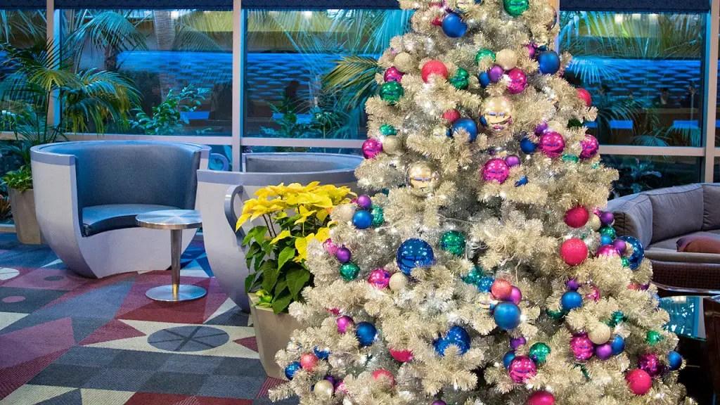 8 of Our Favorite Disneyland Christmas Trees