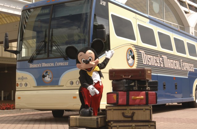 Do I need my own car seat for the plane ride and for Disney's Magical Express?