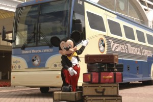Do I need my own car seat for the plane ride and for Disney's Magical Express? 3