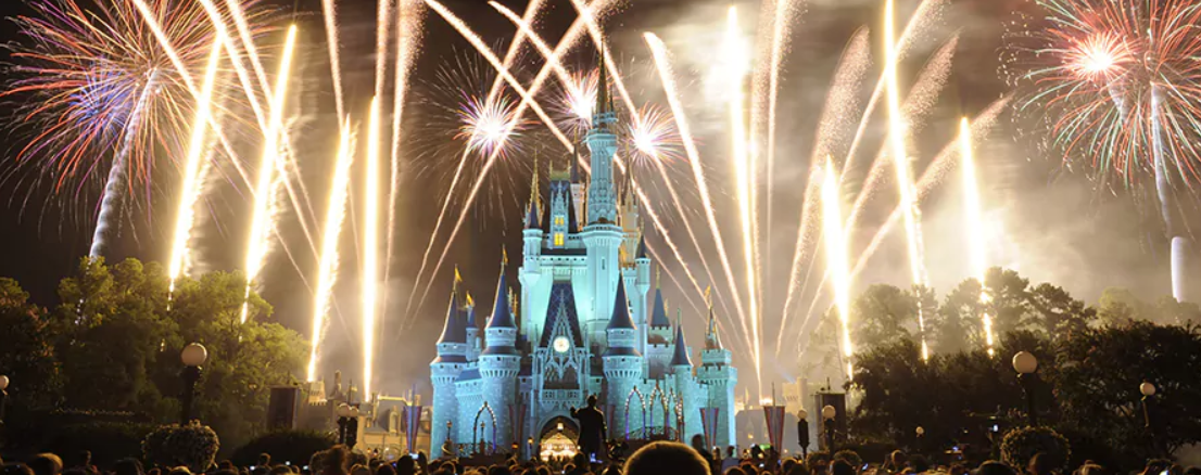 5 Ways to Celebrate New Year's Eve at Walt Disney World