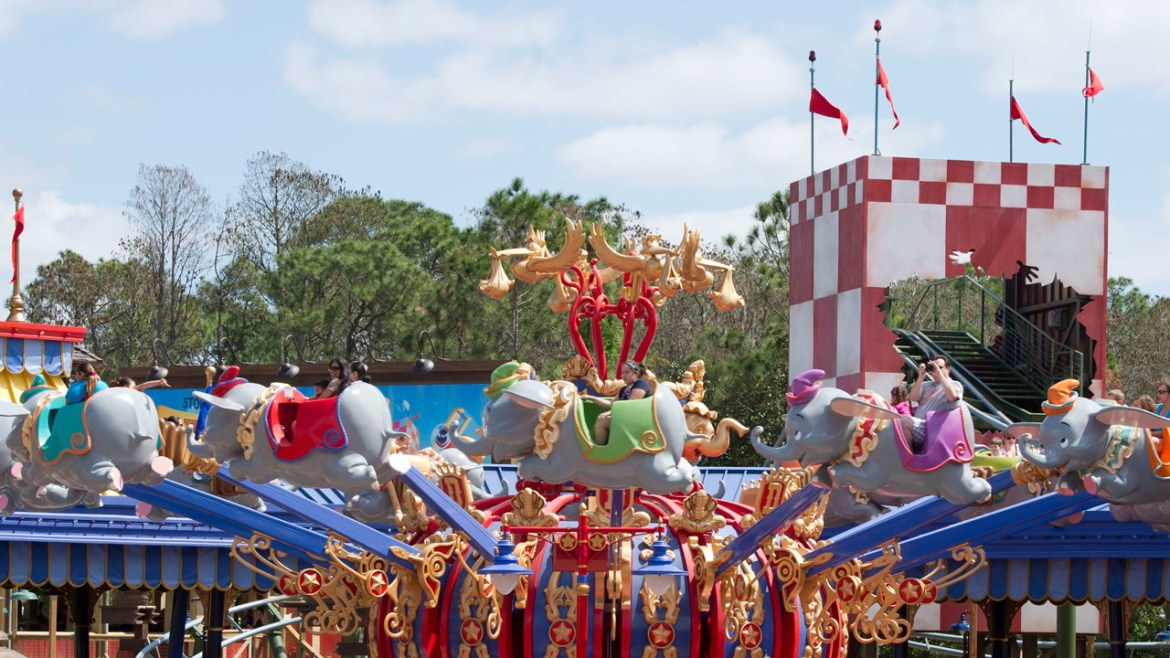 5 Reasons Why We Love Storybook Circus at Magic Kingdom