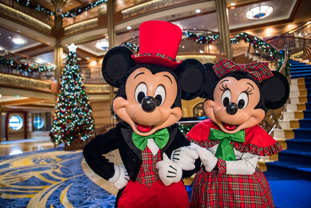 7 Festive Fun Facts About Disney Cruise Line's Very Merrytime Sailings