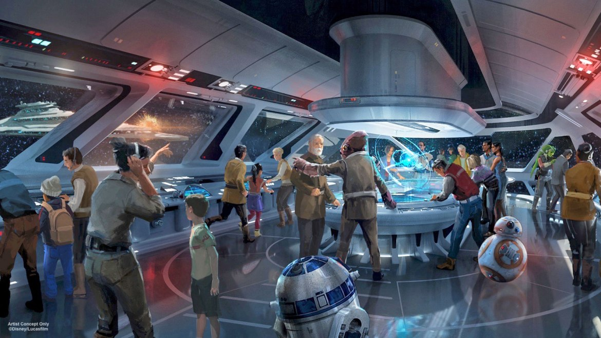 5 Things We Know About The Star Wars-themed Hotel Coming to Disney World