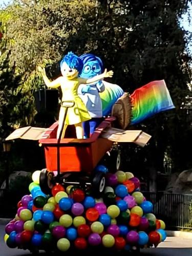 5 Fun Facts About Disneylands Pixar Play Parade