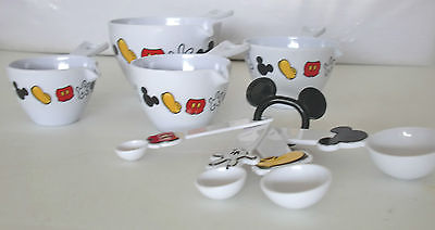 Disney Measuring Cups