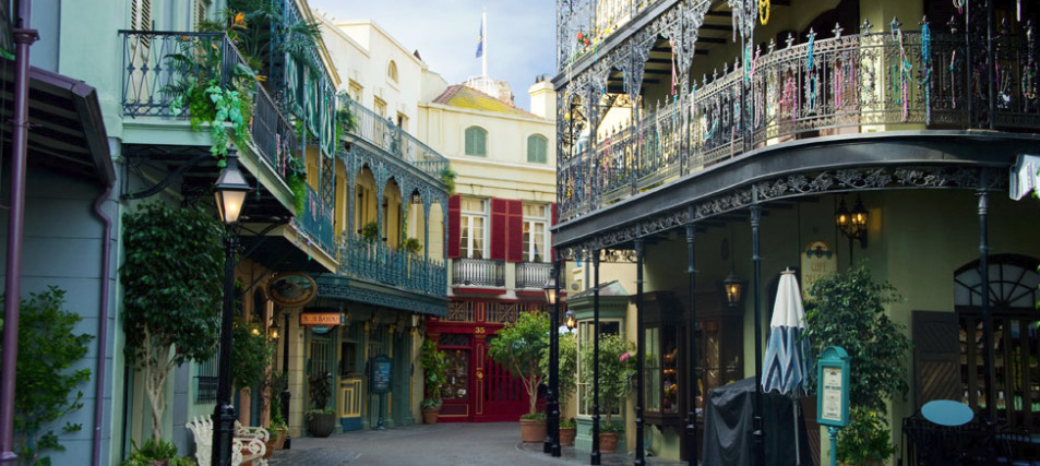 9 Reasons Why We Love New Orleans Square at Disneyland