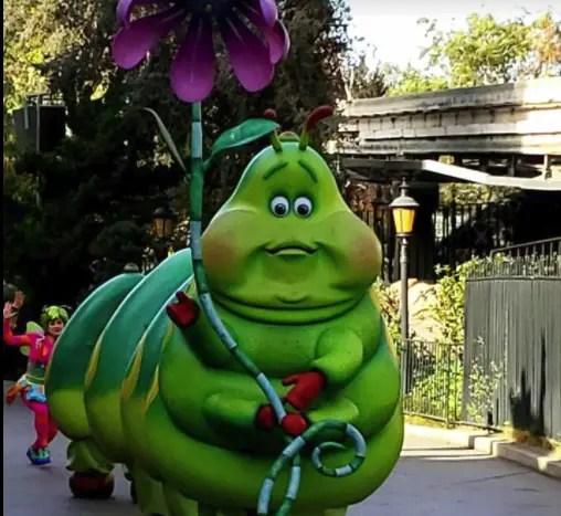 5 Fun Facts About Disneyland's Pixar Play Parade