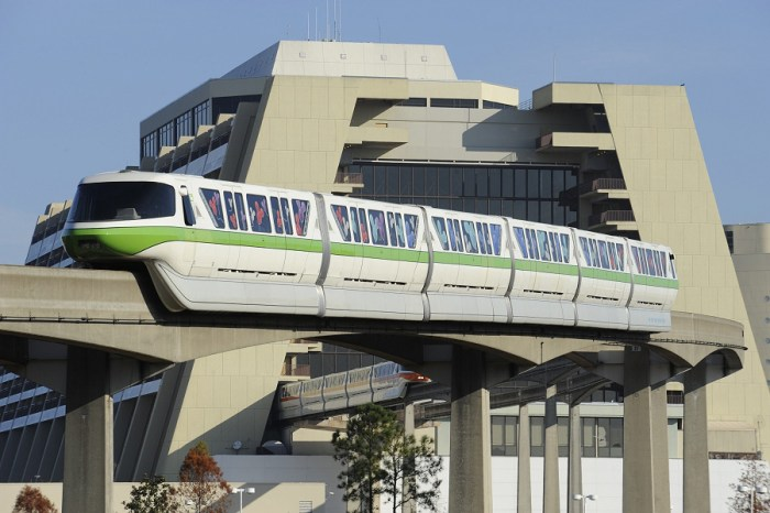 Monorail Dining