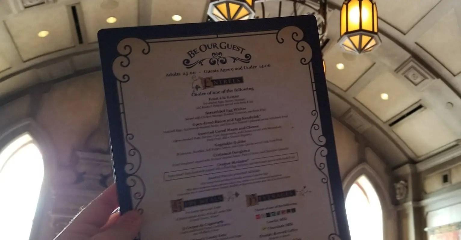 Check Our Our Top 8 Disney World Theme Park Restaurants