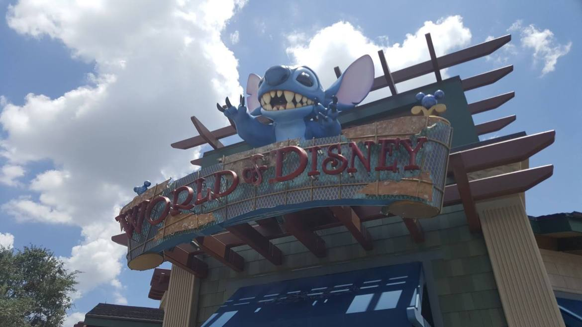 The Best Places to Shop on Your Disney World Vacation