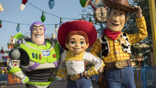 7 Tips To Help Preshoolers Get the Most Out of Toy Story Land