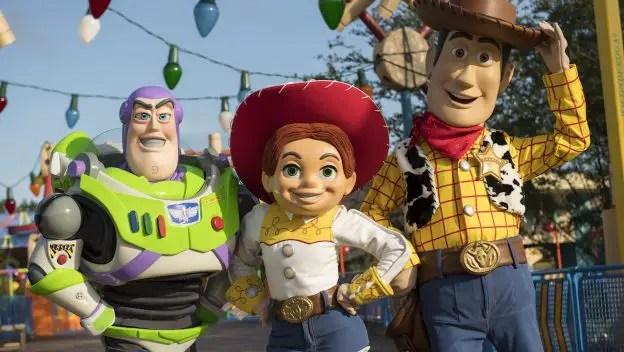 Toy Story Land Preschoolers